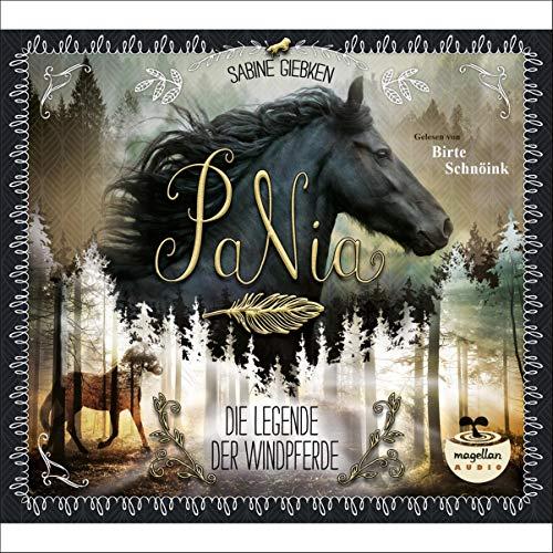 Pania - Die Legende der Windpferde Titelbild