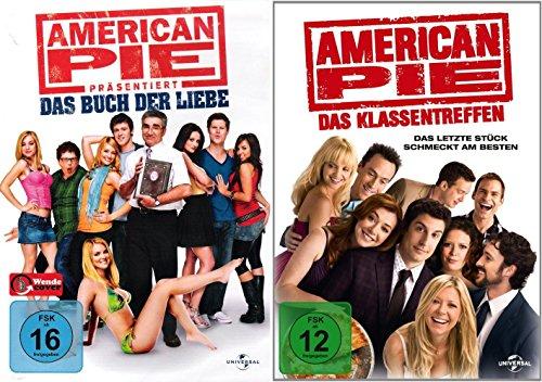 American Pie 7: Das Buch der Liebe + American Pie 8: Klassentreffen (2-DVD)