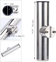 Amarine-made Stainless Clamp on Fishing Rod Holder for Rails 22mm (7/8