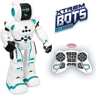 Xtrem Bots Robbie, robótica niños, Robot con Sensor de Mov