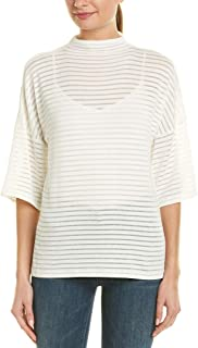 French Connection Womens Beka Top, Xs, White
