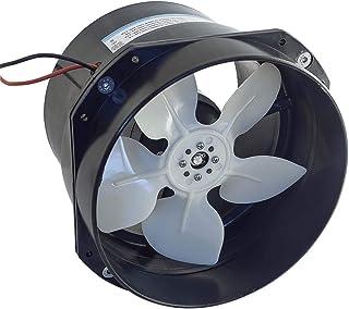Albin Pump Marine Ventilateur 1000 Inline 165 24 V Moteur Refroidissement d'air