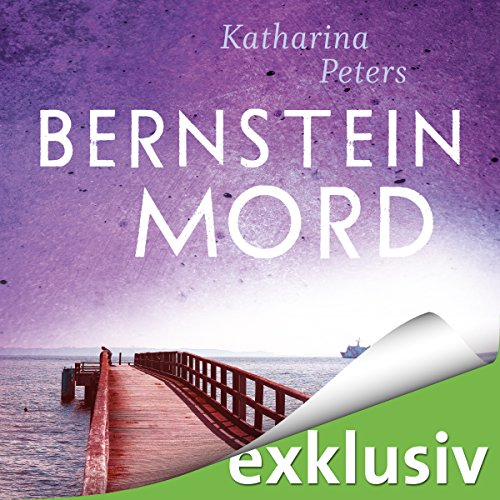 Bernsteinmord audiobook cover art