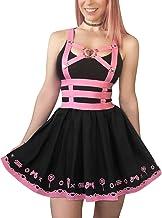 LittleForBig Overall Skirt Romper – Bondage Bunny and Bear Overall Skirt