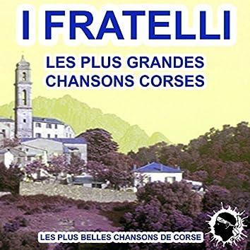 Les plus grandes chansons corses (Les plus belles chansons de Corse)