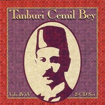 Tanburi Cemil Bey: Volume IV & V