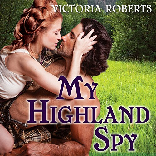 My Highland Spy audiobook cover art