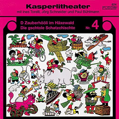 Kasperlitheater Nr. 4 Titelbild