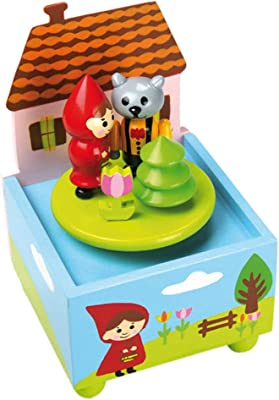 MusicBox Kingdom 43869 Little Red Riding Hood