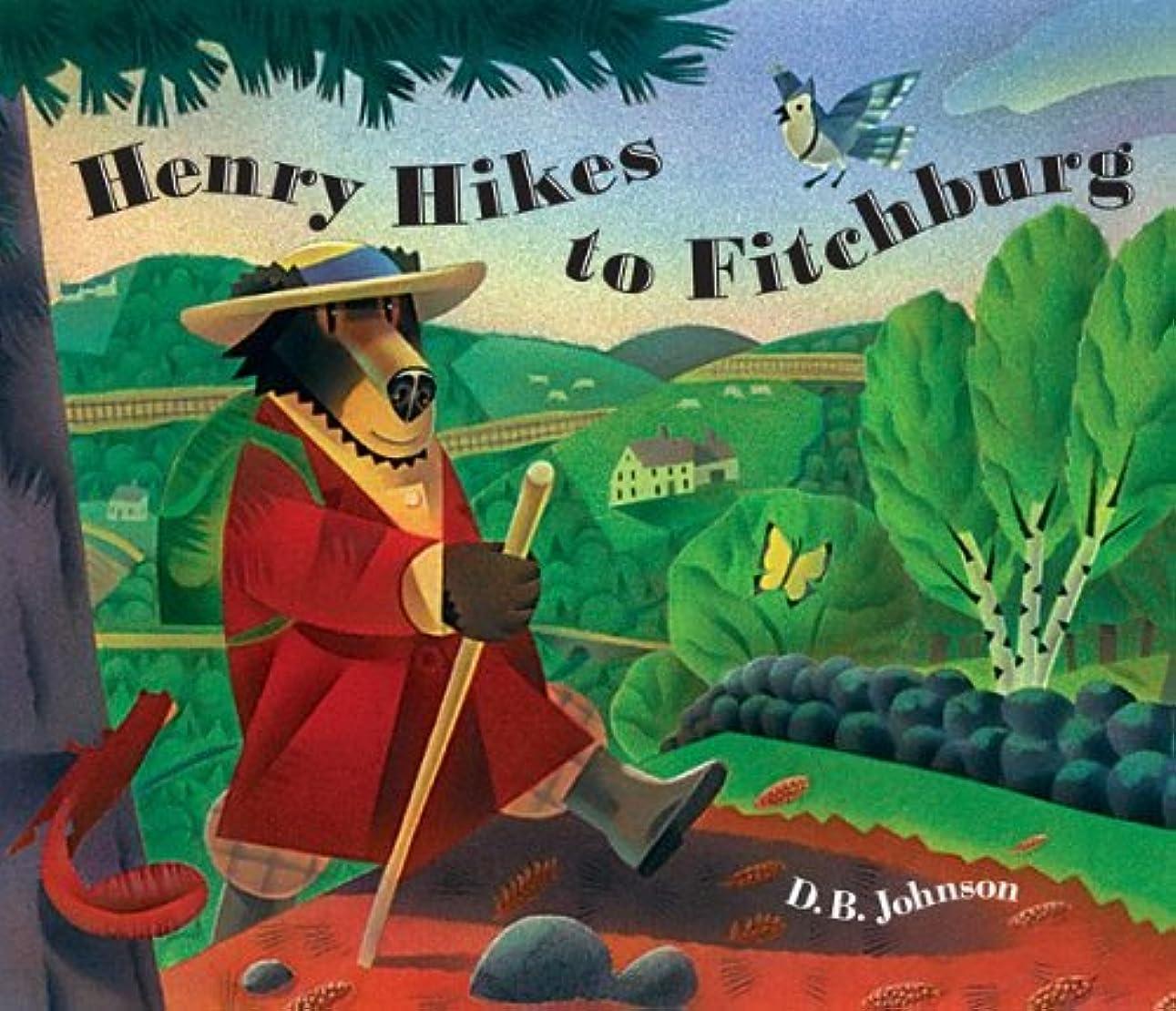 競合他社選手大学生気取らないHenry Hikes to Fitchburg (A Henry Book) (English Edition)