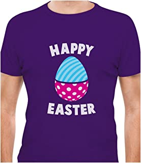 Tstars - Happy Easter! Festive Decorated Easter Egg Fun T-Shirt