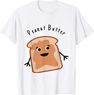 Best peanut butter and jelly halloween shirts Reviews