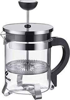 Westmark French Press Coffee Maker, 500 ml, Brasilia, BPA-, Stainless steal, 24702260