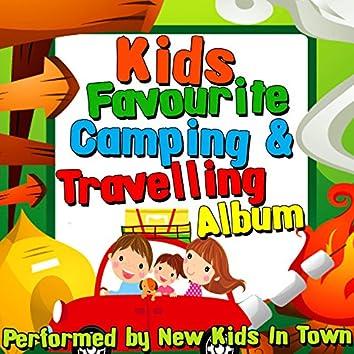 Kids Favourite Camping & Travelling Album