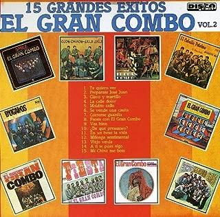 15 Grandes Exitos, Vol. 2 by El Gran Combo