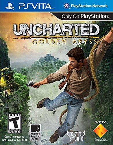 Uncharted: Golden Abyss [AT-PEGI]