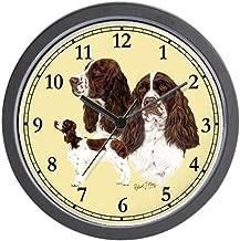 CafePress English Springer Spaniel Wall Clock Unique Decorative 10