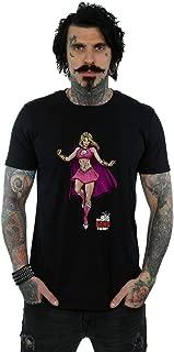 The Big Bang Theory Men's Penny Superhero T-Shirt