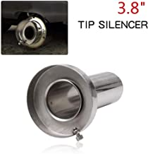 3 inch exhaust silencer insert