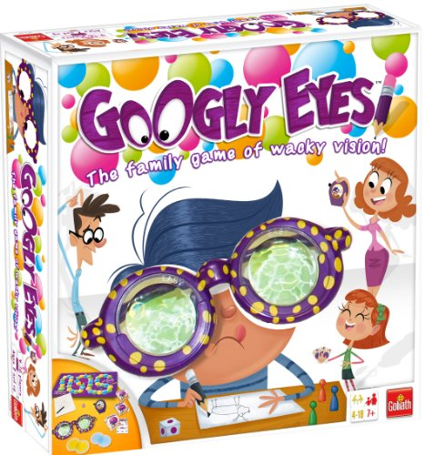Googly Eyes Game — Family Drawing Game...