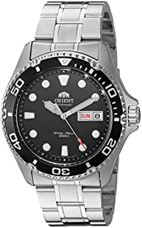 Orient Men's Japanese Automatic/Hand-Winding Stainless Steel 200 Meter Diving Watch