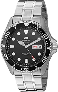 Men's 'Ray II' Japanese Automatic Stainless Steel Diving Watch