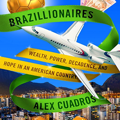 Brazillionaires audiobook cover art