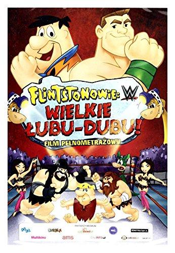 The Flintstones & WWE: Stone Age Smackdown [DVD] [Region 2] (IMPORT) (Keine deutsche Version)