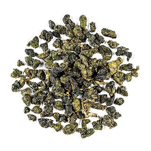 Alishan Taiwan Oolong Tee - Taiwanese Tie Guan Yin Wu Long Tea - Tieguanyin Leicht Geröstet Blue Tee 25g