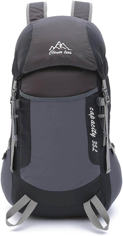 Folding Bag Ultra Light Skin Bag Travel Backpack Outdoor Backpack Mountaineering Bag Light Portable Men and Women