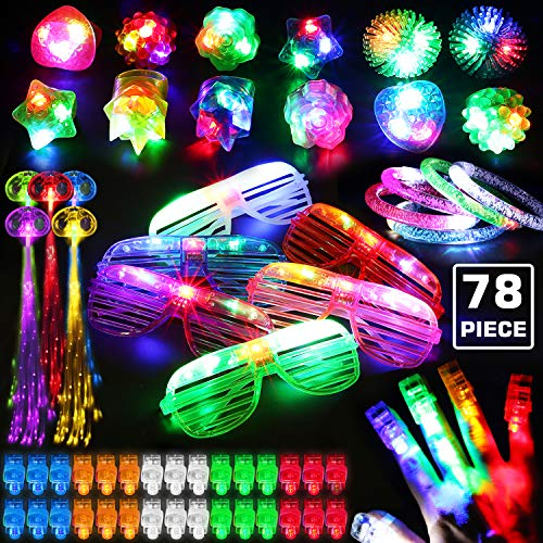 glow in the dark party accesories - 1