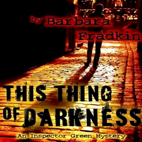 The Things of Darkness audiobook cover art
