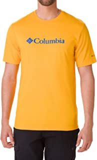 Columbia Men's Basic Logo Short Sleeve T-Shirt