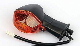 Luces intermitentes LED humo para Suzuki Gsxr 600 750 1000 2001 2002 2003 2004 NBX