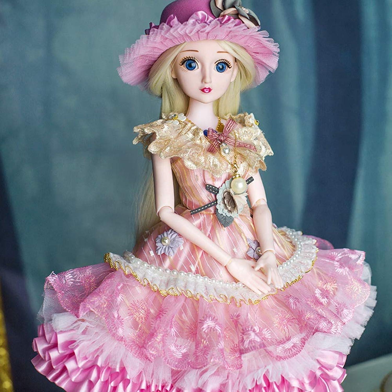 Reborn Baby doll Kann Make-upersatzkleidung, 60cm   23.6 Zoll, Mädchenspielzeug-Geburtstagsgeschenk Machen B07L2YQGPH Ausreichende Versorgung  | Angemessene Lieferung und pünktliche Lieferung