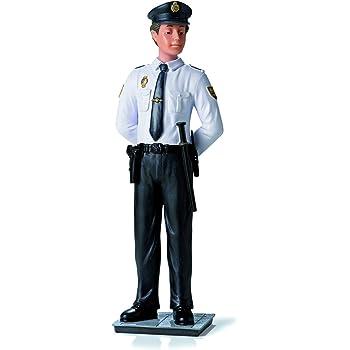 Nadal Figura Decorativa policía Nacional, Resina, Multicolor, 6.50x9.00x6.20 cm: Amazon.es: Hogar