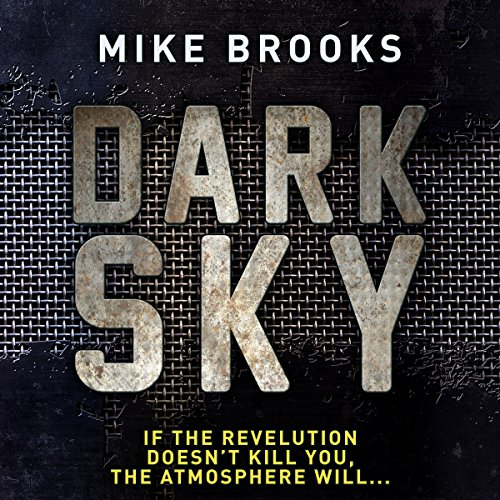 Dark Sky audiobook cover art