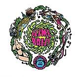 Santa Cruz Slime Balls Vomit Wheels Skateboard Sticker - 10.5cm Wide Approx. Old School New Reissue