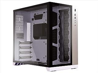 Lian Li PC-O11 Dynamic Midi-Tower Blanco - Caja de Ordenador (Midi-Tower, PC, Aluminio, SECC, Vidrio Templado, Blanco, ATX,EATX,Micro ATX, 15,5 cm)