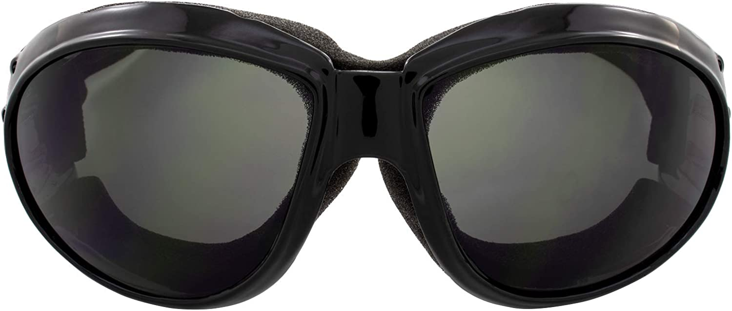 Global Vision Eliminator Airsoft Goggles Low Profile Max 75% OFF Lens Indefinitely Smoke
