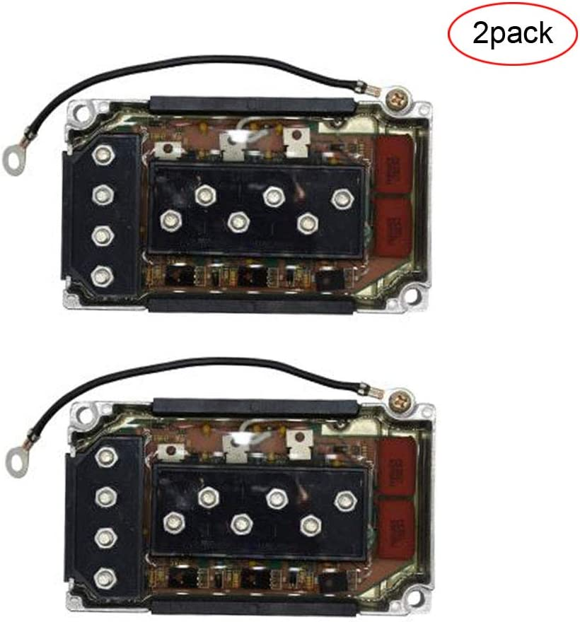 2 Pack Karbay for Max 47% OFF Mercury Outboard 332-7778A6 Marine Free Shipping New 332-7778A12