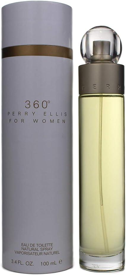 Perry Ellis 360 100ml eau de toilette (Mujeres, 100 ml)