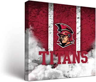 Victory Tailgate NCAA Banner Design Canvas Wall Art