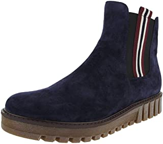 Gabor Fashion laarzen in grote maten blauw 31.831.36 grote damesschoenen