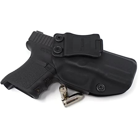 Badger Concealment Custom Kydex IWB Holster