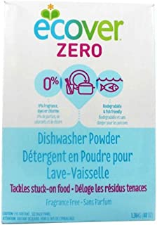 Ecover Zero Automatic Dishwasher Powder, 48 Ounce - 8 per case.