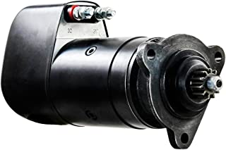 NEW STARTER MOTOR COMPATIBLE WITH ISOTTA FRASCHINI L1306T2 V1308T2 MARIN IM312 IM361 IM607 IM645 IM312 IM361 IM607 IM645 0001417045