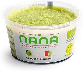 comprar comparacion LANANA- Pack Aguacate – 12 tarritos ecológicos de Aguacate y Manzana de 190g