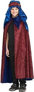 Rubie's Costume Child's Reversible Melchior Kings Robe