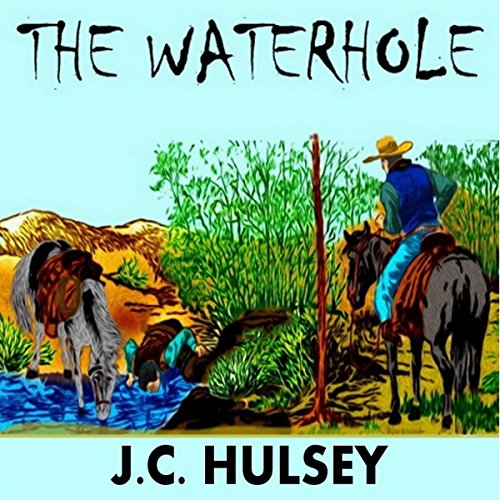 The Waterhole  By  cover art